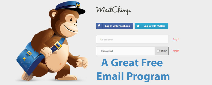 Use MailChimp Email to Create Professional Looking Emails!