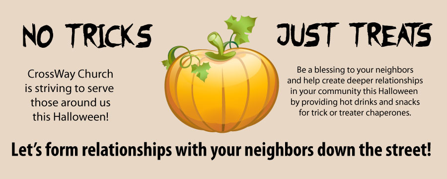 church halloween outreach bless your neighbors
