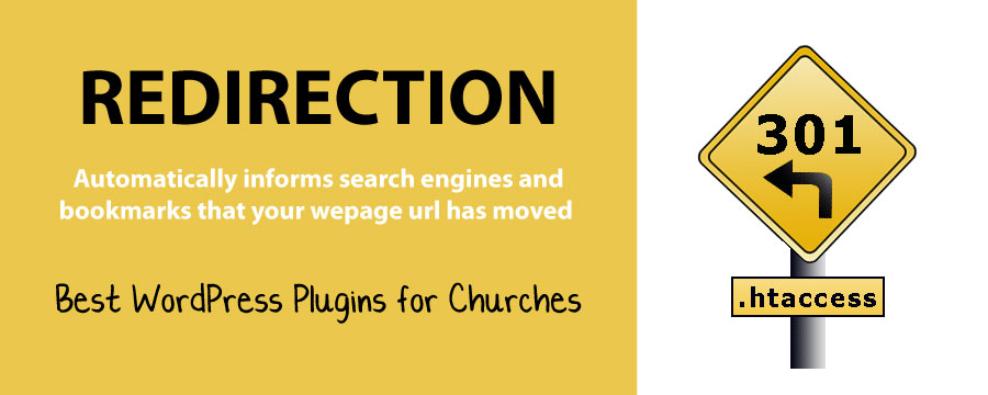 Church WordPress Plugin: Redirection